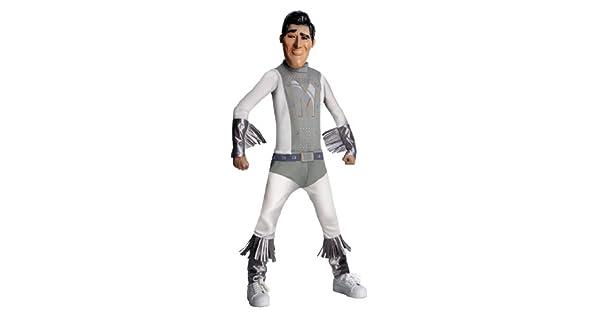 Amazon.com: Megamind disfraz infantil de, metro Man Costume ...