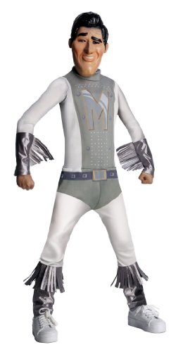 Megamind Child's Costume, Metro Man -