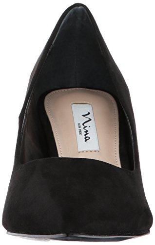 Nina Vrouwen Tiara Dress Pomp Gm-true Black