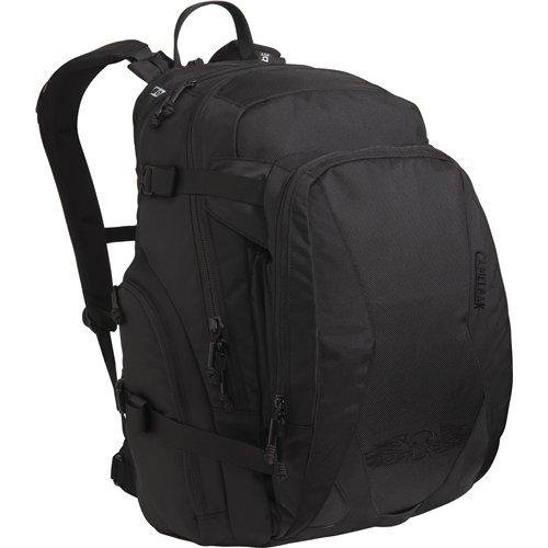CamelBak Adult Urban Assault XL Hydration Backpack, Black, Large