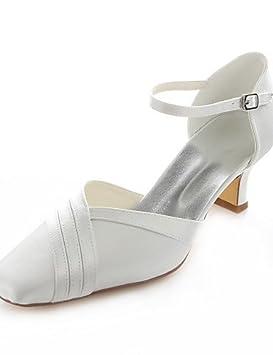 GGX/ Zapatos de boda-Tacones-Tacones / Punta Cuadrada-Boda / Vestido
