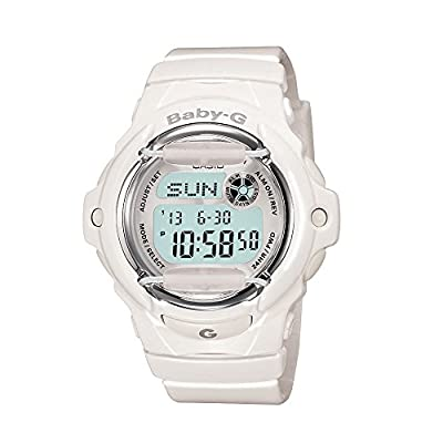 Casio Baby G Gloss White Jelly Watch