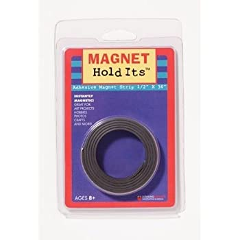 1/2 X 30 Roll Magnet Strip With