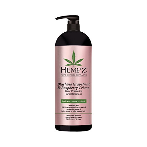 Hempz Blushing Grapefruit Raspberry Preserving