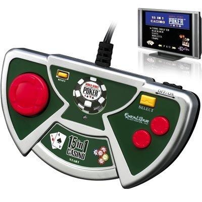 Excalibur 15-in-1 Plug/'N Play VR15-SB
