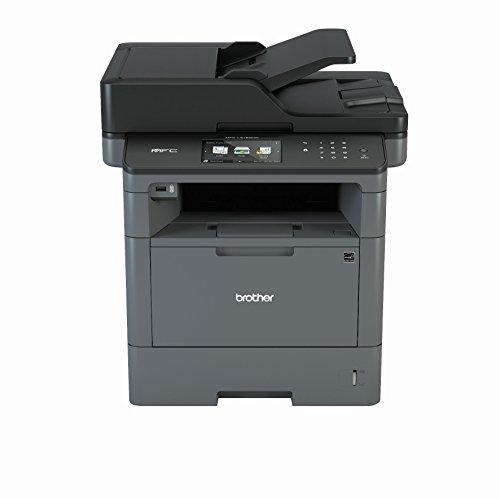 Brother MFCL5750DWG1 - Impresora láser Monocromo, Color Gris
