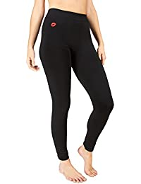 Womens Ladies 3Pack Footless Opaque Tight With Lip Embroidery (See More Colors and Sizes)