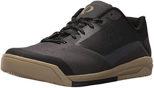 Pearl iZUMi Men's X-ALP Launch Cycling Shoe, Black/Shadow Grey, 44.5 M EU (10.5 US) from Pearl iZUMi