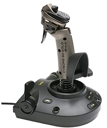 Saitek Cyborg 3D USB/Gold/Platinum Joystick Driver for Windows Download
