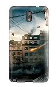 Premium ZcdslPA471UvIZf Case With Scratch-resistant/ Tom Cruise In Edge Of Tomorrow Case Cover Galaxy Note 3