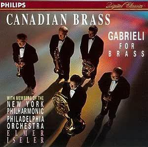 Gabrieli for Brass