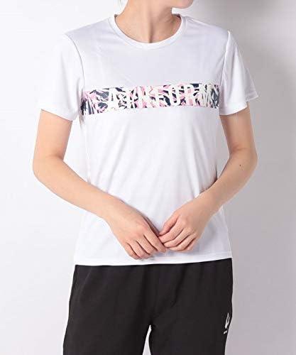 (アスフォーム) ATHFORM レディースパネルロゴ半袖Tシャツ