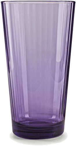 colored beverage glasses - 9