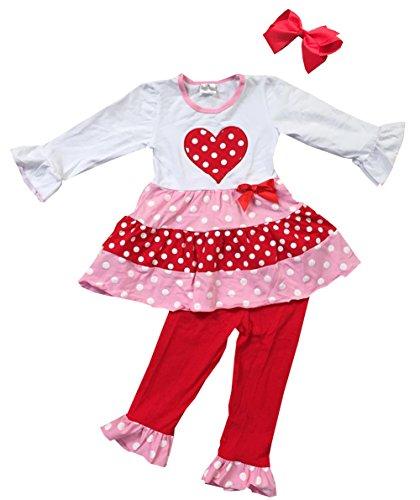 Valentines Day Pants - 3
