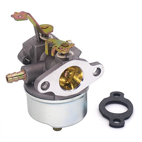 FitBest New Carburetor with Gasket for Tecumseh H70 H80 7HP 8HP 9HP 631793 631440 Engine Carb by FitBest
