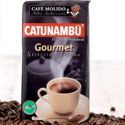Catunambu Ground 100% Natural Roast Gourmet Coffee (8.8 oz/250 gr) by Catunambu