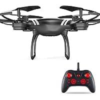 Sacow Quadcopter Drone, KY101 2.4Ghz 6 Axis UAV Quadcopter RC Drone Hover RTF without Camera (Black)