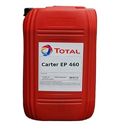 Total Carter EP 460 - Aceite mineral (20 L): Amazon.es: Coche y moto