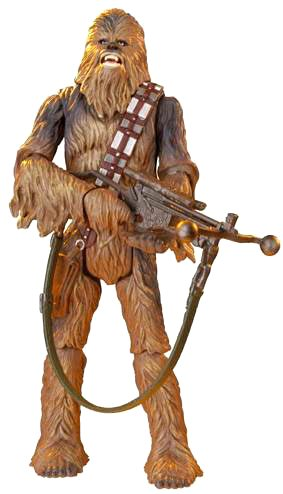 STAR WARS Basic Figure Chewbacca (japan import)