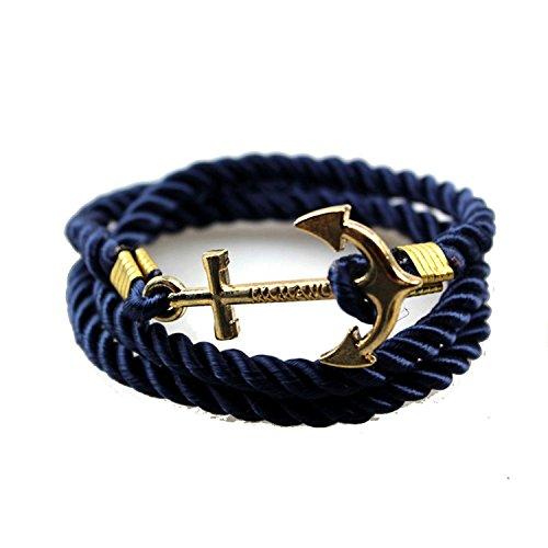 Freezing Anchor Bracelets New Arrival Vintage Retro Bracelets Fashion Jewelry Bracelet Men For Women Best Gift Tom Hope,01