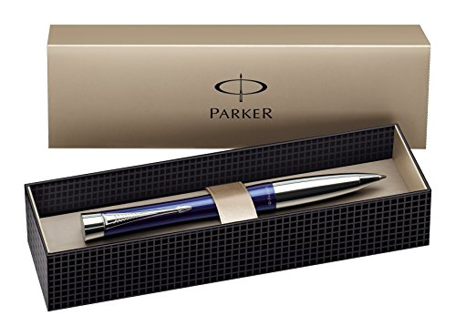 Parker - Urban Fashion Blue CT Ballpoint, Twist Mechanism.