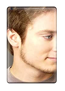 First-class Case Cover For Ipad Mini/mini 2 Dual Protection Cover Men Male Celebrity Elijah Wood0879