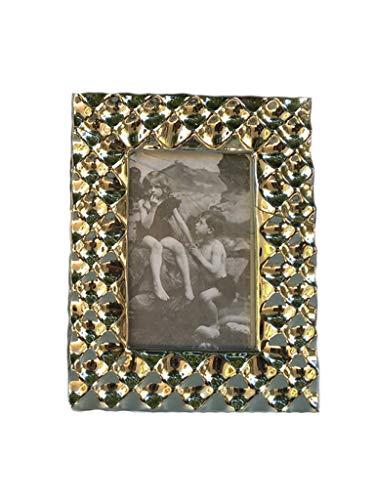 Porta Retrato Silver Sarquis Samara Prata