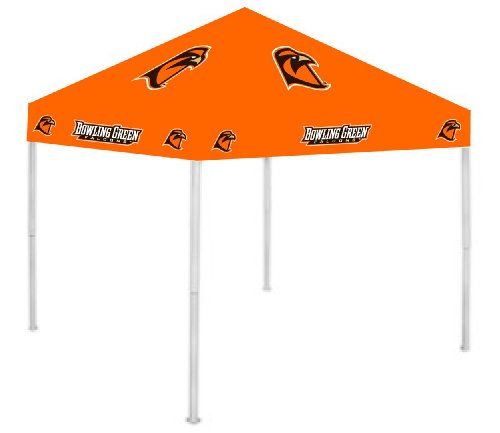 Rivalry Sports Team Logo Design Ultimate 9'x 9' Bowling Green Tailgate Canopy
