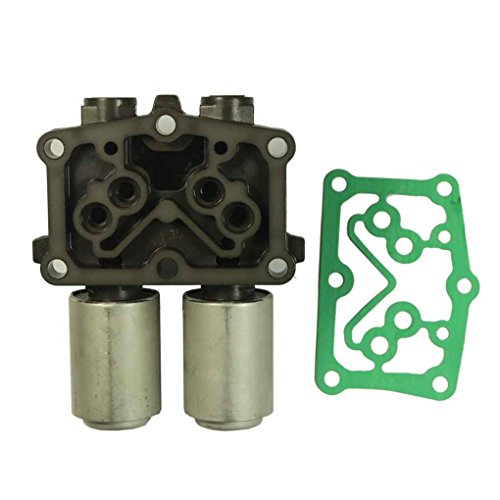 Harmily Transmission Gearbox Solenoid Valve 28260-RPC-004 Car Replacement Accessory for Honda Civic (Metal Gearbox Receiver)