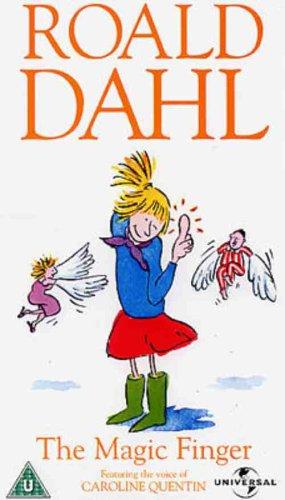 Roald Dahl: The Magic Finger [VHS]: Roald Dahl: Amazon.co.uk: Video