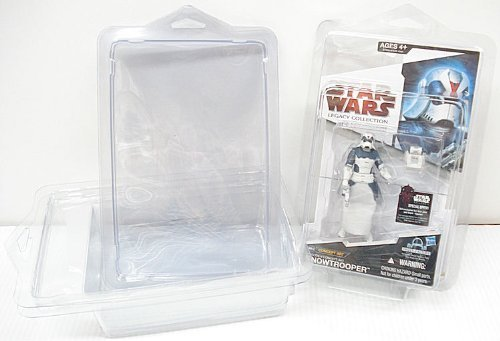 Predech Star Case 5 Display Case Designed for Smaller Figures Quantity of 5