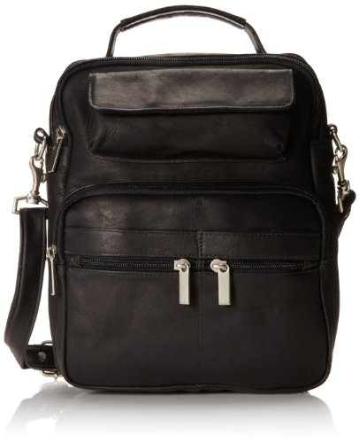david-king-co-large-male-bag-black-one-size