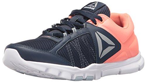 0d040a6b4b46 Reebok Women s Yourflex Trainette 9.0 MT Cross-Trainer Shoe ...