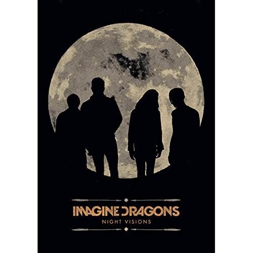 Imagine Dragons - Poster Flags