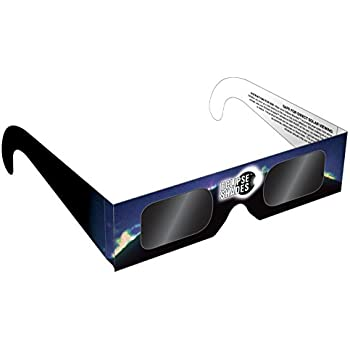 .com: eclipse glasses - iso and ce certified safe solar ...