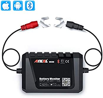 Ancel BM300 Bluetooth 12V Car Battery Monitor