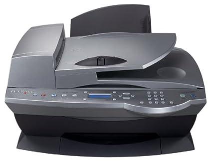 amazon com lexmark x6170 all in one scanner copier fax electronics rh amazon com Lexmark X4650 Install Lexmark X6150