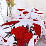 Dophia Tiffany - Duvet Cover Bed in Bag - Full / Queen Bedding Gift Set - DO79Q
