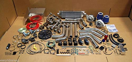 Supercharger Turbo - LSx 1000HP Chevy Twin Turbo Kit Turbocharger v8 LS1 LS2 LS6 LS7 Vband Ls Vortec