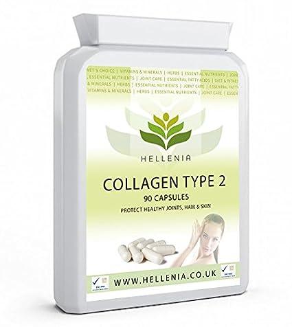 Colágeno Tipo II 400mg - 90 Cápsulas