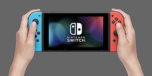 Nintendo Switch Neon Blue and Neon Red Joy-Con