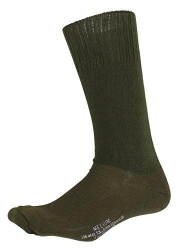 Gi Cushion Sole Socks - Rothco G.I. Type Cushion Sole Socks, Olive Drab, XL