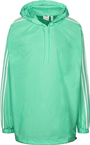 Wb vealre Felpa Uomo Adidas Verde Bianco Poncho Blanco vWAw55qPn