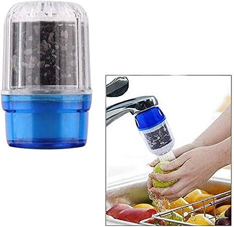 Limpieza del filtro de agua Agua para filtrar impurezas Herramienta de carbón activado Purificador de agua