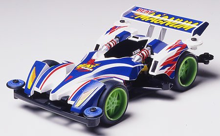 Tamiya 1/32 Scale JR Beat Magnum [19421] Model Construction Kit