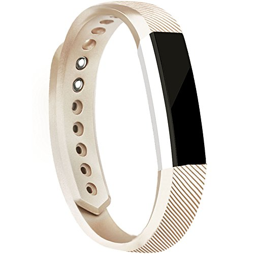 AK Fitbit Alta Bands, Replacement Fitbit Bands for Fitbit Alta/Alta HR with Metal Clasp