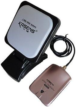 ANTENA USB ADAPTADOR WIFI KASENS 990WG 6000MW PANEL 60DBI ...