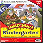 Jumpstart Kindergarten Classic (Jewel...