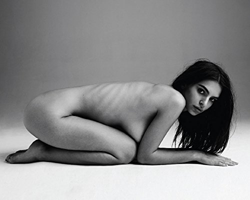 Emily Ratajkowski 8x10 Photo - No Image is Cropped. No white or black borders, What you see is what you get. #2817