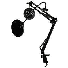 Snowball iCE is the fastest, easiest way to get high-quality sound for recording and streaming. Powered by a custom cardioid condenser capsule, Snowball iCE delivers crystal-clear audio quality that's light-years ahead of your built-in comput...